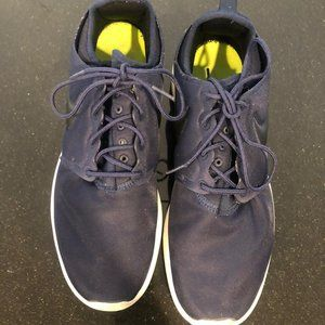 Nike shoes for man size 12 us Blue color